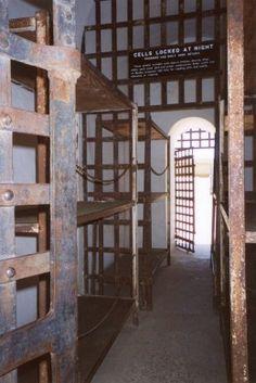 Yuma Arizona Postcards | Yuma Territiorial Prison Hell Hole Jail of the Arizona Territory