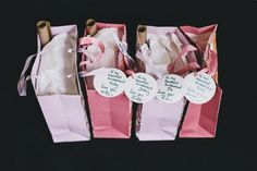 Bridesmaid Goodie Bags Present http://helenlisk.blogspot.co.uk/