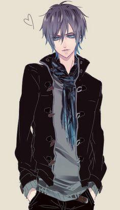 anime little boy vampire - Google Search
