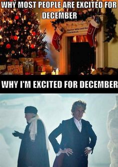 True though I am usually prepared to cry. Also I love both Christmas and Doctor Who so.