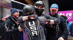 US Overcomes Two-Man Bobsled Drought: Steven Holcomb overcomes injury to lead U.S. to first Olympic medal in two-man bobsled since 1952  | Yahoo Sports