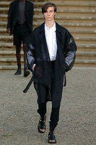 Raf Simons Spring 2006 Menswear Collection - Vogue