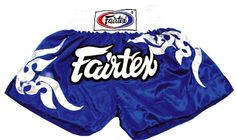 FAIRTEX MUAYTHAI SHORTS