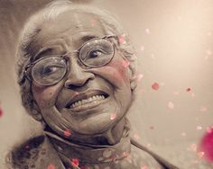 Rosa Parks by PedrawOfficial.