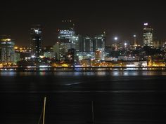 angola cityscape   Luanda à Noite