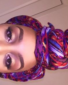 Brows and eyes! Kiss Makeup, Beauty Makeup, Eye Makeup, Hair Makeup, Hair Beauty, Pretty Makeup, Makeup Looks, Makeup Black, Beauty And The Beat
