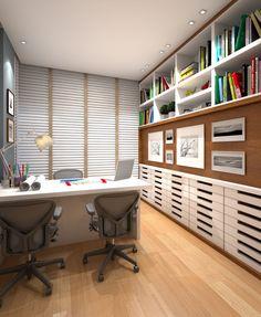 Escritório de arquitetura (sugestão)*