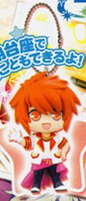 Uta no Prince-Sama Debut Otoya Ittoki Mascot Key Chain