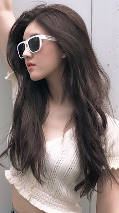 Korean Beauty Girls, Ulzzang Korean Girl, Purple Aesthetic, Ulzzang Fashion, Chinese Actress, Chinese Model, Thalia, Aesthetic Clothes, Kpop Girls