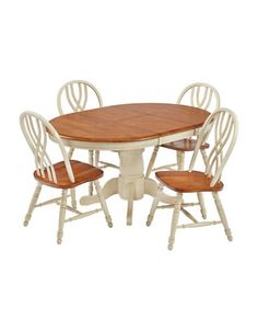 Brands | Dining Tables & Sets  | Laurier 5pc Dining Set with Extendable Butterfly Leaf | Hudson's Bay