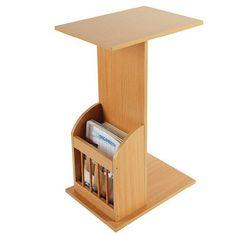 SOFA MAGAZINE TABLE | Get Organized