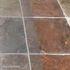 apply a haze remover to clean off the film left from grouting porous stone tile. prevent the haze problem with grout release, applied before grouting. leftover grout haze can be difficult to remove.