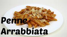 Spicy Italian #pasta #dish. #Penne #Arrabbiata. A classic of the Italian #cuisine. | Scharfes italienisches #Nudelgericht. #Penne #Arrabbiata. Ein Klassiker der italienischen #Küche. | #food #snacks #dinner #lunch #delicious #yummy #lecker #kitchen #DIY