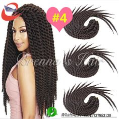 "Find More Bulk Hair Information about (80   120 gram) 12"" 18"" 24"" synthetic hair extension de cabelo tic tac ombre burgundy crochet havana burgundy braiding hair,High Quality hair products and accessories,China hair extension Suppliers, Cheap hair extensions nail tip from Brenna's Hair Store on Aliexpress.com"