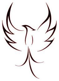 Image result for small phoenix tattoo