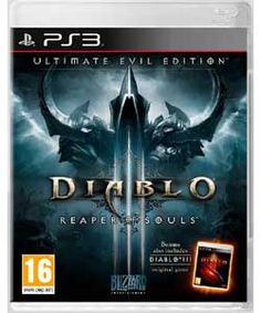 Buy Diablo 3 Reaper of Souls: Ultimate Evil Edition PS3 Game at Argos.co.uk, visit Argos.co.uk to shop online for PS3 games