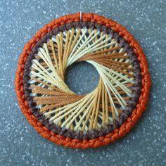Spirograph Necklace Tutorial