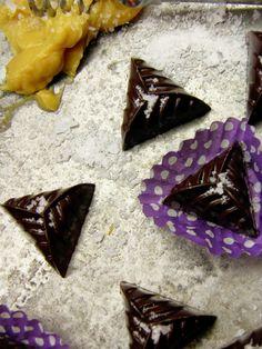 Csokoládé Reformer: Mézkaramellás bonbon Meat, Food, Candy, Meals, Yemek, Eten