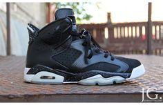 "Air Jordan 6 ""Blackout"""
