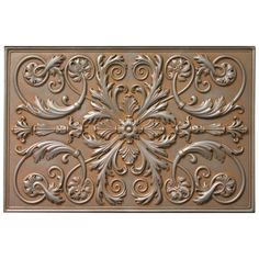 Decorative Tile Medallions Soci Tile Ssgb1221 Metallic Resin Plaquekitchen Backsplash