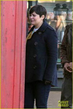 Ginnifer Goodwin & Josh Dallas Film 'Once Upon a Time' Together - 5 * 16 - 6 January 2016