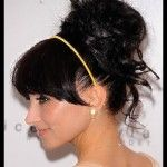 New Messy Hairstyles 2014 For Women