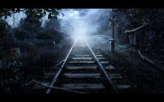 Secret Place Picture  (2d, train, night)