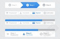 A Website Creation Guide For Creating Spectacular Compelling Websites App Ui Design, Interface Design, Page Design, User Interface, Design Web, Progress Bar, Web Design Projects, Ui Elements, Design Elements
