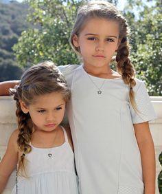 Kardashian Kids: Little beauties wearing dresses 💙💙 Pretty Korean Girls, Pretty Girls, Kristina Pimenova, Baby Girl Hair, Cute Poses, Beautiful Little Girls, Mothers Love, Toddler Outfits, Amelie