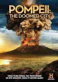 This collection of documentaries about the lost city of Pompeii includes DIGGING FOR THE TRUTH: POMPEII SECRETS REVEALED, HISTORY'S MYSTERIES: POMPEII, and MEGA DISASTERS: THE NEXT POMPEII?