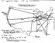 11 Historical Maps and Charts That Explain the Birth of Amtrak - CityLab