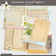 Gardeners Journal Papers 1