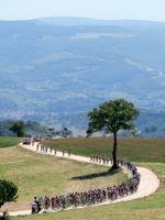 Giro d'Italia 2012 - Strade Bianchi aka some road in Tuscany