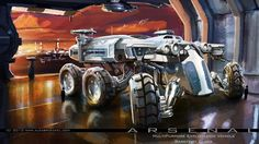 ARSENAL Explorer by ~raybender on deviantART