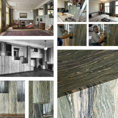 reconstruction- living room