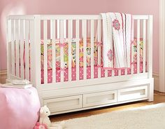 Pottery Barn Kids Paisley Nursery