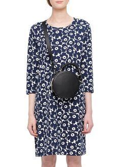 Gift Card Balance, Marimekko, Vintage Dresses, Vintage Ladies, Floral Prints, Cold Shoulder Dress, Tunic Tops, Sleeves, Fabric