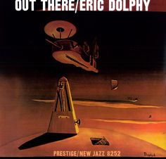 Out There (Prestige / New Jazz 8252).
