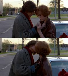The Breakfast Club - Claire and John  ALWAYS delicious.