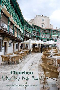 chinchon madrid pueblos bonitos plaza mayor