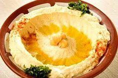 Gourmet Israel: Elaboración del Humus – Pasta de garbanzo