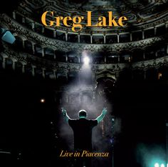 Greg Lake Live Album From Final Tour is Released - Best Classic Bands Brain Salad Surgery, Greg Lake, Emerson Lake & Palmer, Lp Cover, Beautiful Voice, Joy And Happiness, Tower Records, Lp Vinyl, Good Music