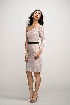 Watters Maids Dress Gardenia... really love this dress, especially since you can change the lace and lining color
