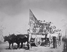This picture shows the York Pioneers, on their way to the Exhibition grounds to erect cabins in 1879. One of the two cabins they erected was John Scadding's cabin, depicted in the next pin.