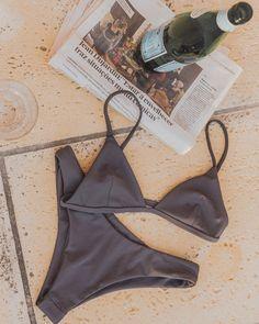 Holiday Wear, String Bikinis, Thong Bikini, Swimwear, Shopping, Fashion, Dental Floss, Bathing Suits, Moda