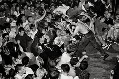 """The Dead Kennedys, Mabuhay Gardens, """"The Western Front"""", San Francisco, 1978"""