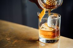 This is our Spirit Specialist Chris' delicious Canadian Old Fashioned recipe. Once you try this little glass of goodness, you won't be able to get enough!