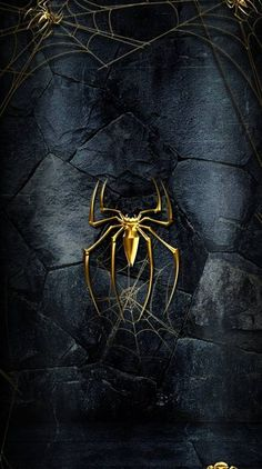 spider Wallpaper by Paanpe - - Free on ZEDGE™ now. Browse millions of popular black Wallpapers and Ringtones on Zedge and personalize your phone to suit you. Browse our content now and free your phone Phone Wallpaper For Men, Iron Man Wallpaper, Deadpool Wallpaper, Avengers Wallpaper, Black Wallpaper, Screen Wallpaper, Hd Phone Wallpapers, Wallpaper Quotes, Black Spiderman