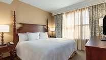Embassy Suites Savannah Hotel, GA - Suite - King Bedroom