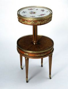 Work Table  France, 1775  The Victoria & Albert Museum